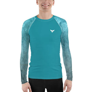 Oceanic Sleeve Performance Rash Guard UPF 40, from Find Your Coast Apparel at Moosestrum.com
