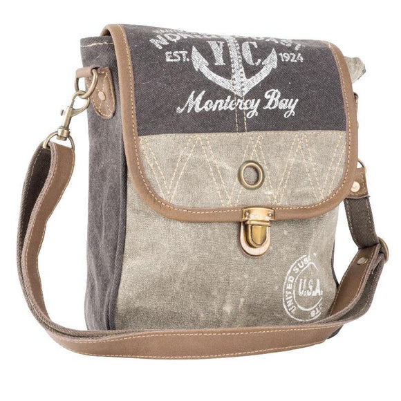 Monterey Bay Crossbody Bag from The Brooklyn Bag Company at Moosestrum.com