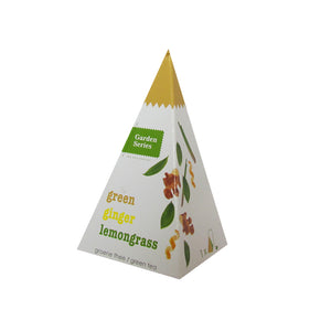 Garden Series Green Ginger Lemongrass - Box 48st