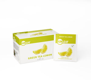 Sunleaf Originals Green Tea Lemon