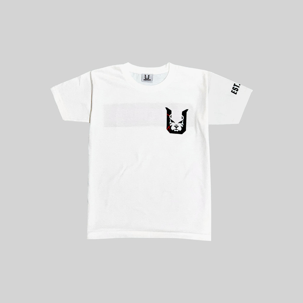 All White (Youth Tee)