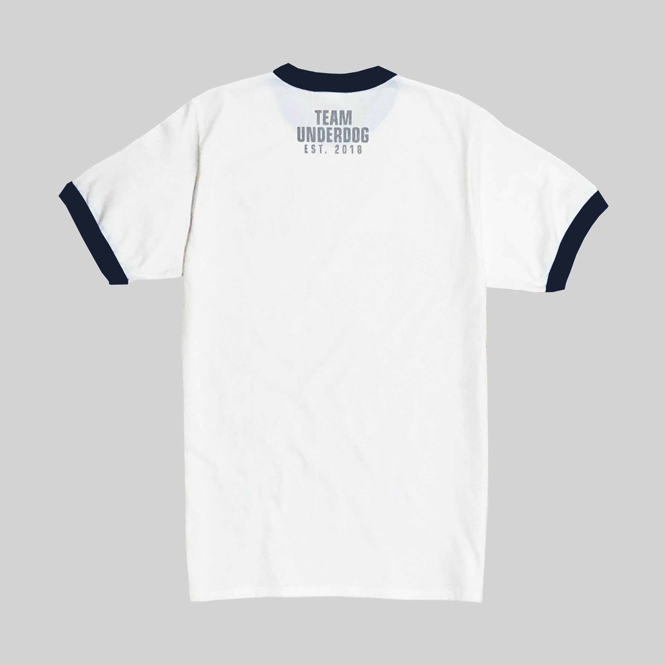 Ringer (Navy Blue)