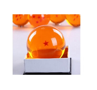 Coffret Boule de Crystal 7.5CM Dragon Ball Z - Mangashop.fr