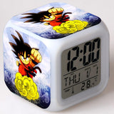 Réveil Couleur LED Dragon Ball Z - Mangashop.fr