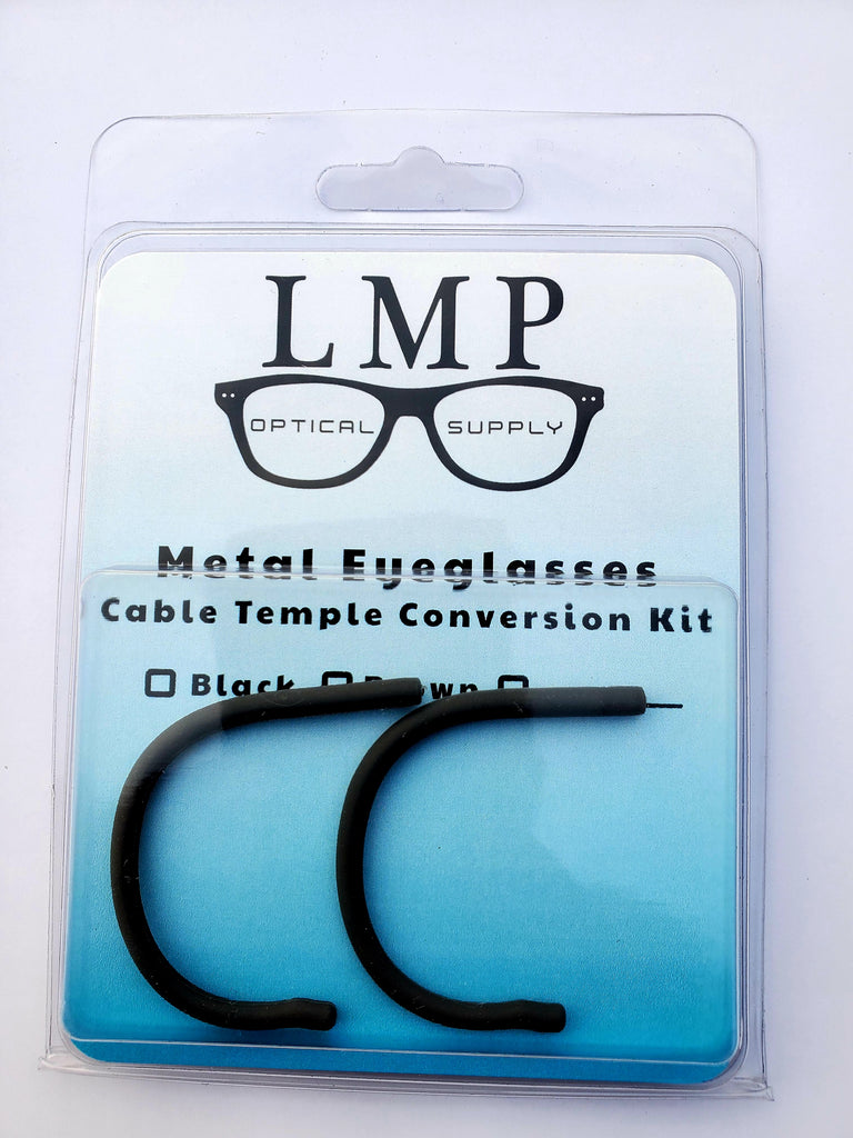 LMP Optical Co. 1.3mm Cable Temple Conversion Kit