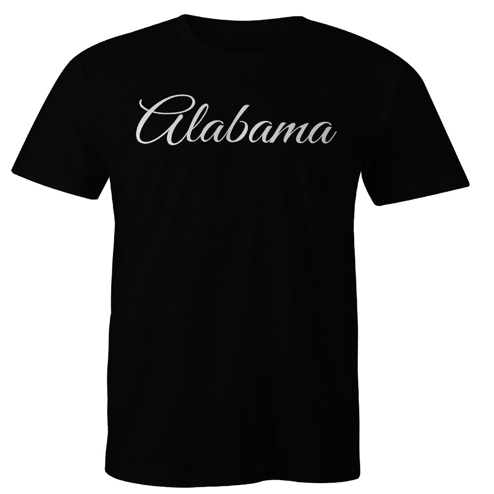 Alabama Calligraphy T-shirt