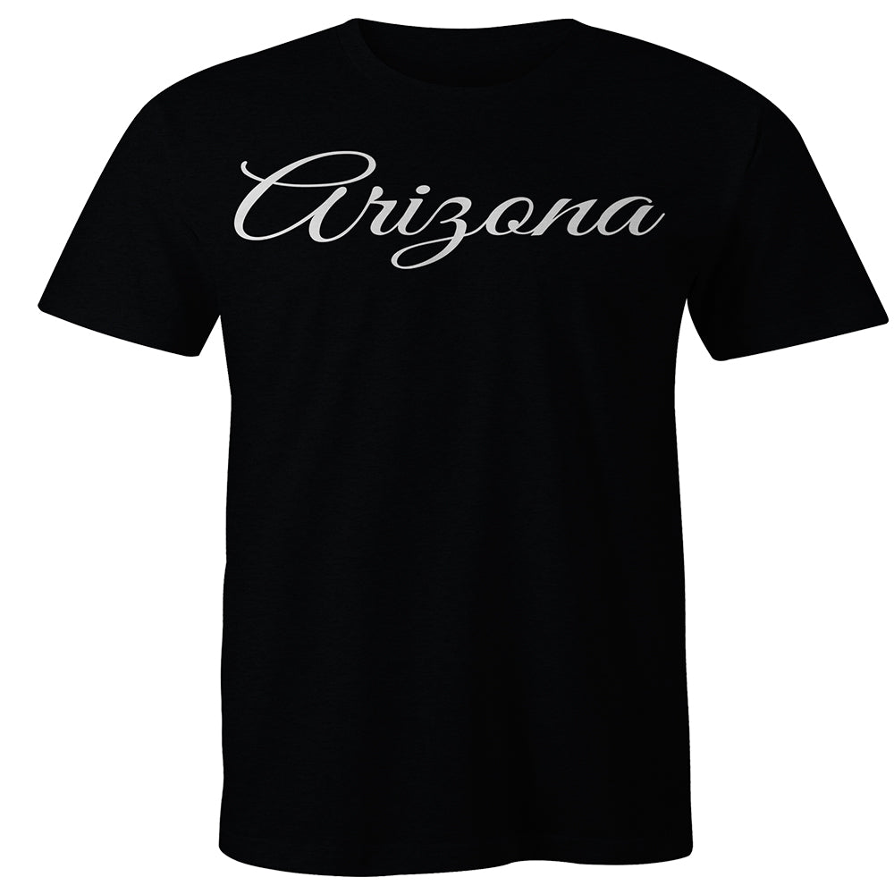 Arizona Calligraphy T-shirt