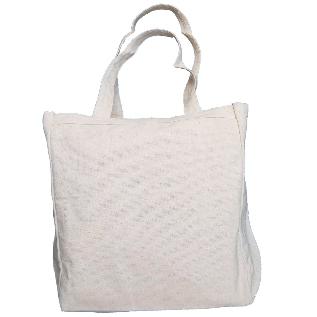 Wholesale Blank Canvas 10oz. Natural Canvas Cotton Tote