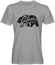 Load image into Gallery viewer, Ink Trendz® California Republic Grunge Bear T-Shirt