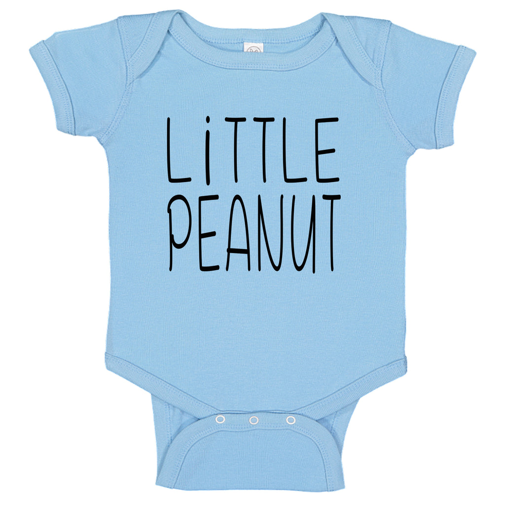 Little Peanut Cute Baby Romper Bodysuit
