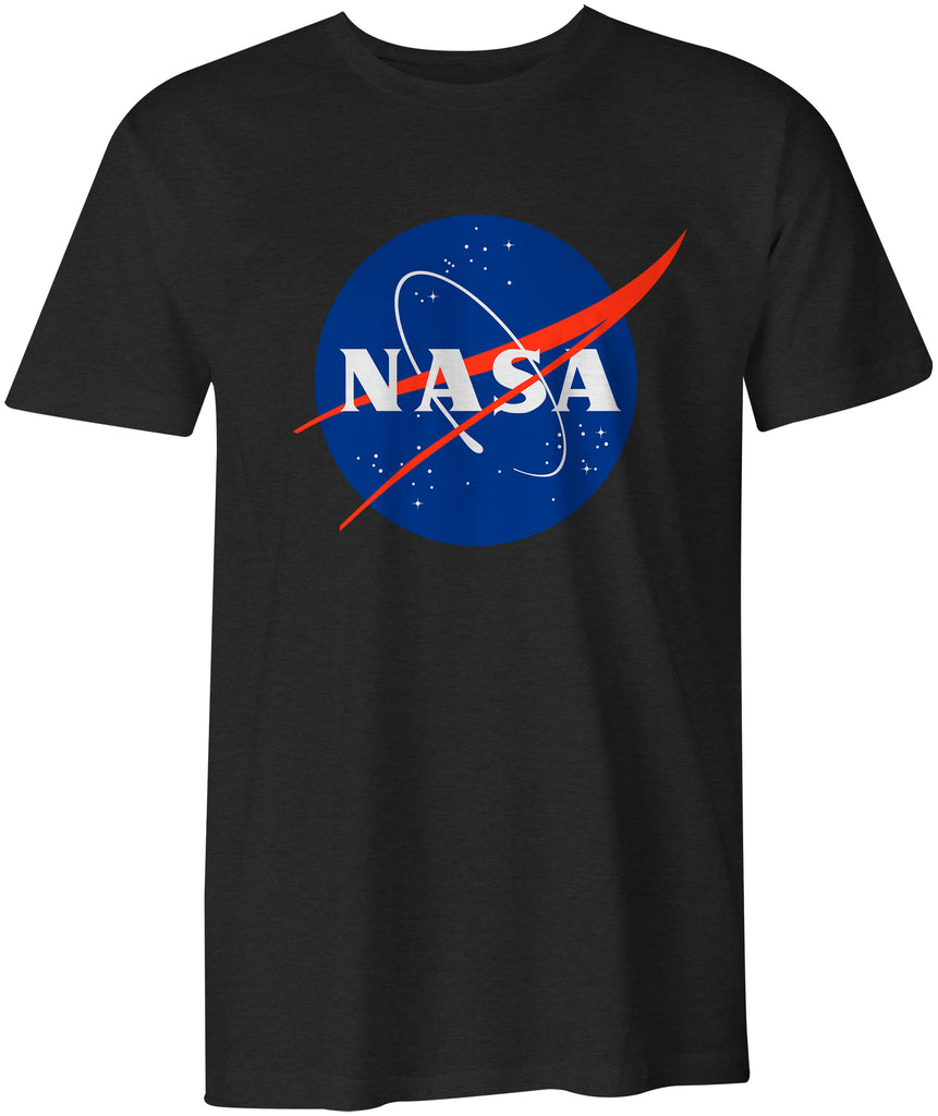 Ink Trendz® Nasa Meatball Logo Space Exploration T-Shirt