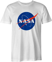 Load image into Gallery viewer, Ink Trendz® Nasa Meatball Logo Space Exploration T-Shirt