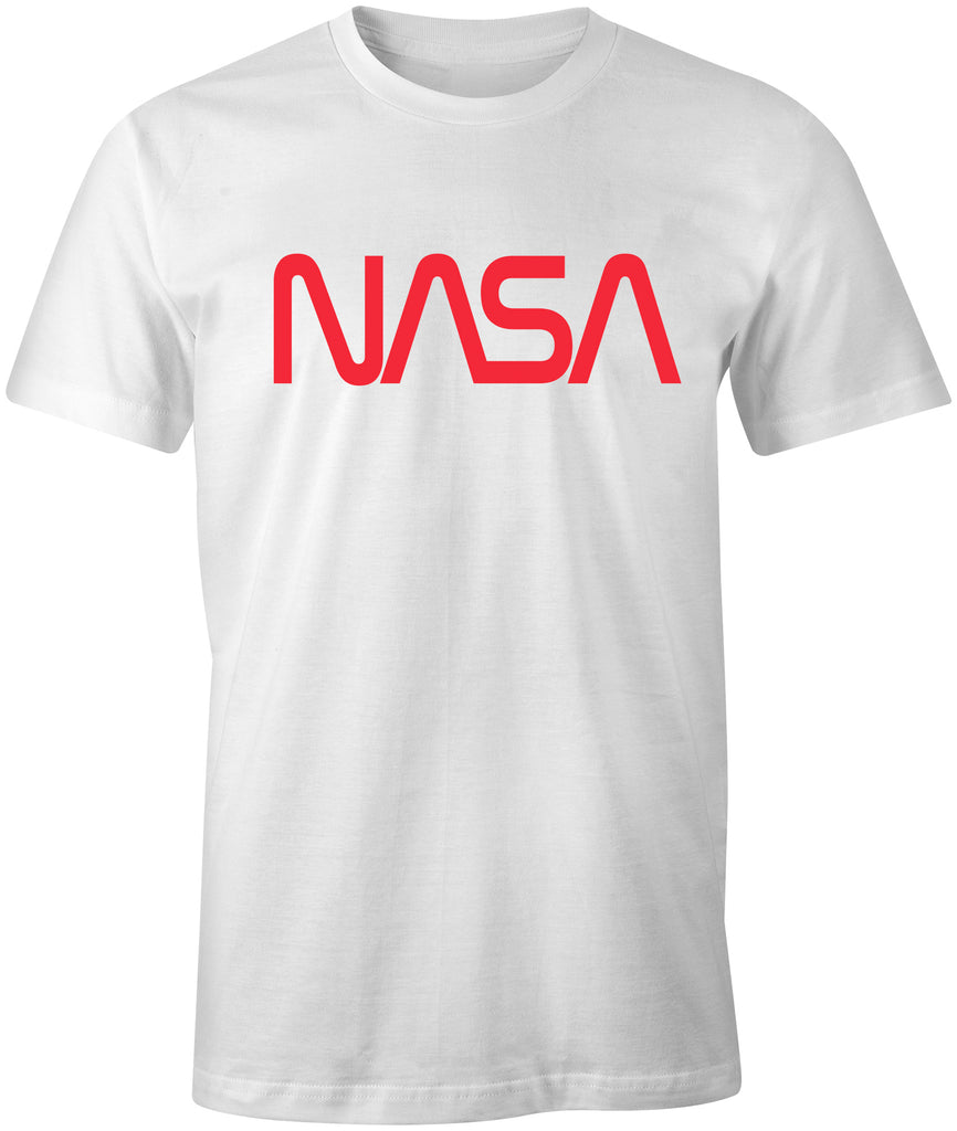 Retro Vintage NASA Worm Logo Premium Soft T-Shirt