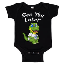Load image into Gallery viewer, See You Later Alligator Cute Baby Bodysuit Romper
