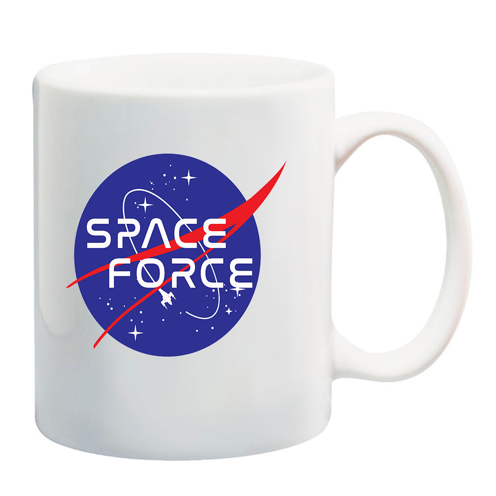 Space Force USSF Space Exploration Mug