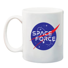 Load image into Gallery viewer, Space Force USSF Space Exploration Mug
