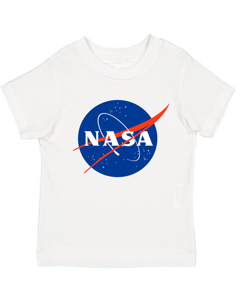 NASA Signature Meatball Logo Space Exploration Toddler T-Shirt