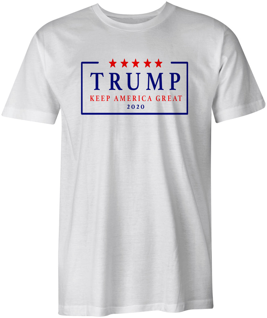 Re Elect Donald Trump 2020 USA Keep America Great T-Shirt