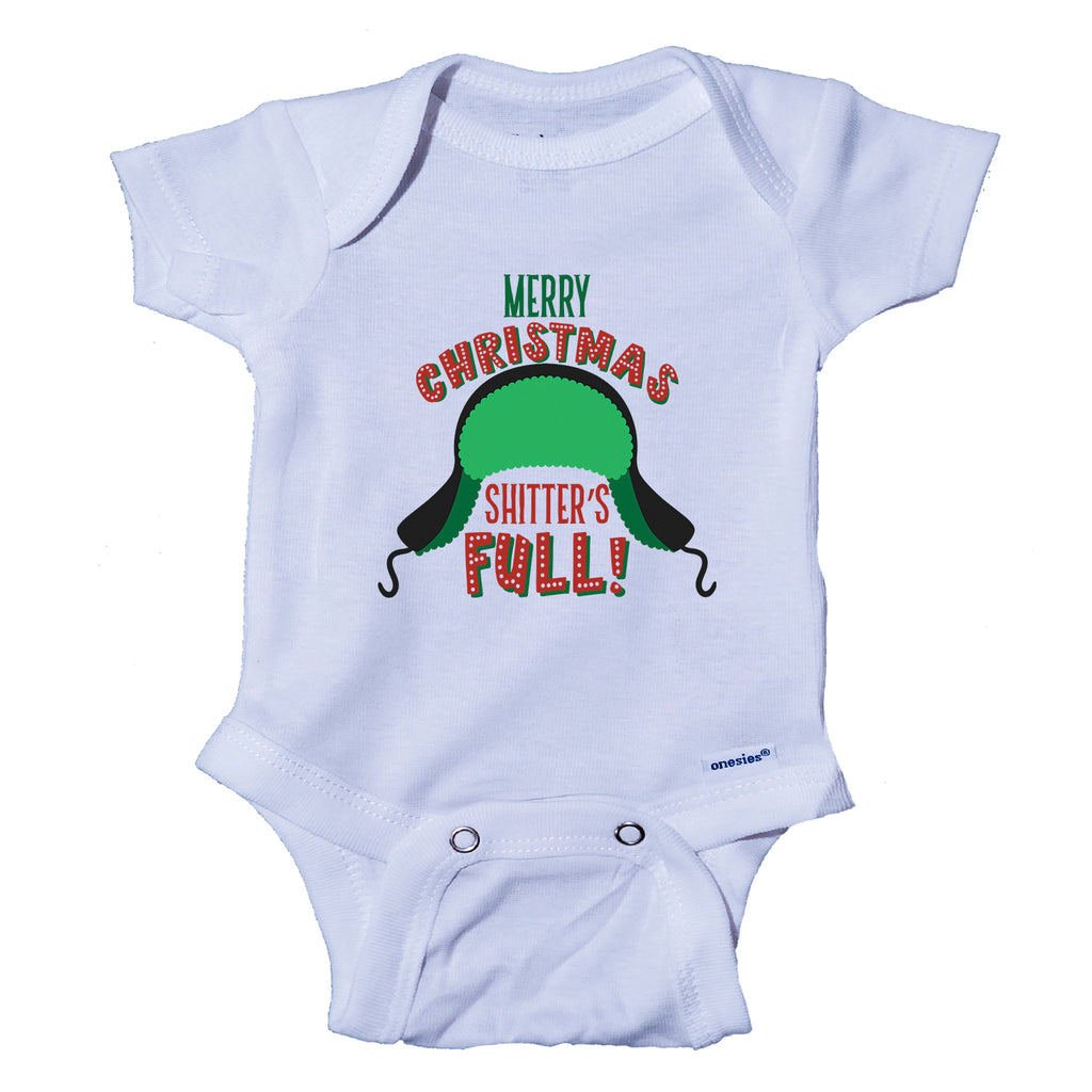 Ink Trendz® Christmas Vacation Shitter's Full Clark One-Piece Bodysuit