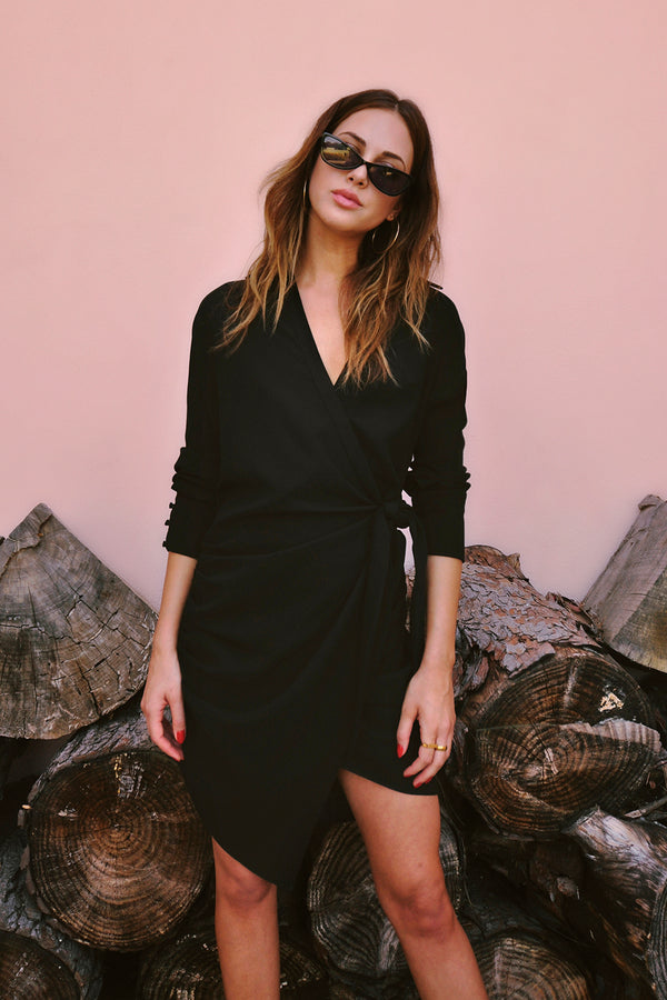 JADA SHIRT DRESS