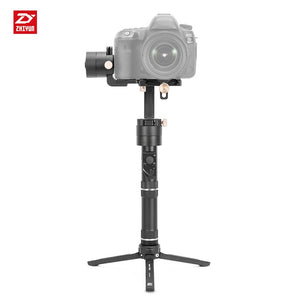 Zhiyun Crane Plus 3 Axis Handheld Gimbal Stabilizer 2500g Payload Support Long Exposure Time Lapse MotionMemory Object Tracking With Tripod for Canon Nikon Sony Panasonic