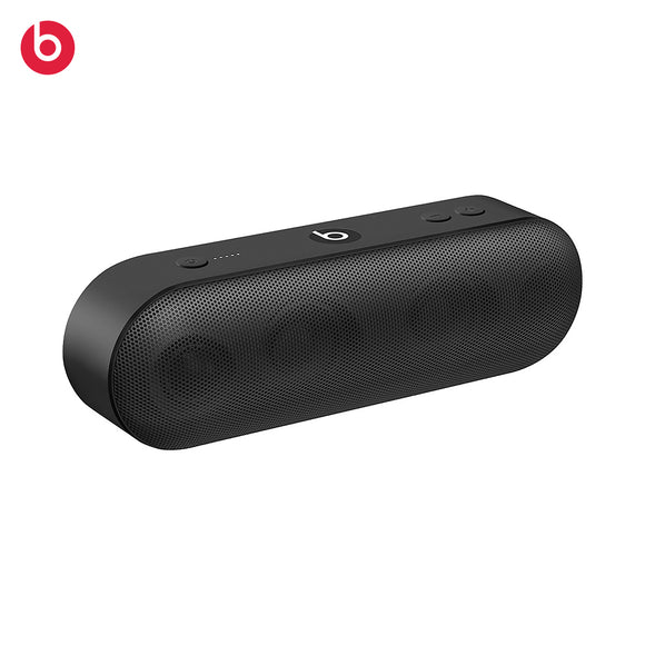Apple Beats Pill+ Stereo - portable speakers (Stereo, Wired & Wireless, Battery, Bluetooth/3.5 mm, Mobile phone/Smartphone) Negr