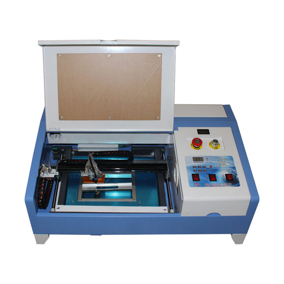 LY 3020 CO2 Digital laser engraving machine 2030  laser engraver 40W with digital function