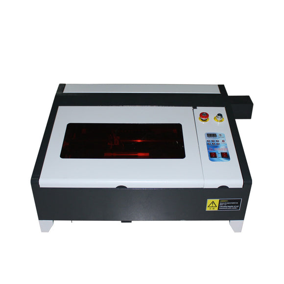 LY 4040 CO2 Laser Engraving machine 50W laser CNC router