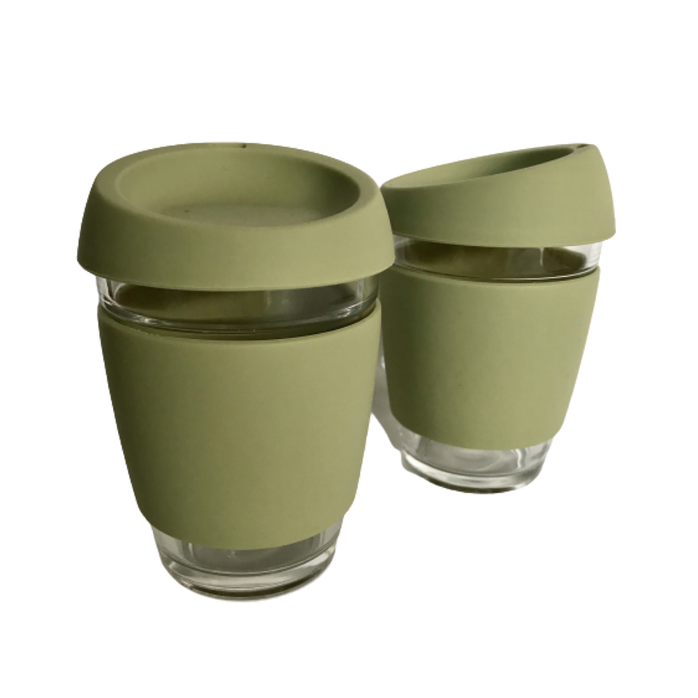 Reusable Coffee Cup (Glass)