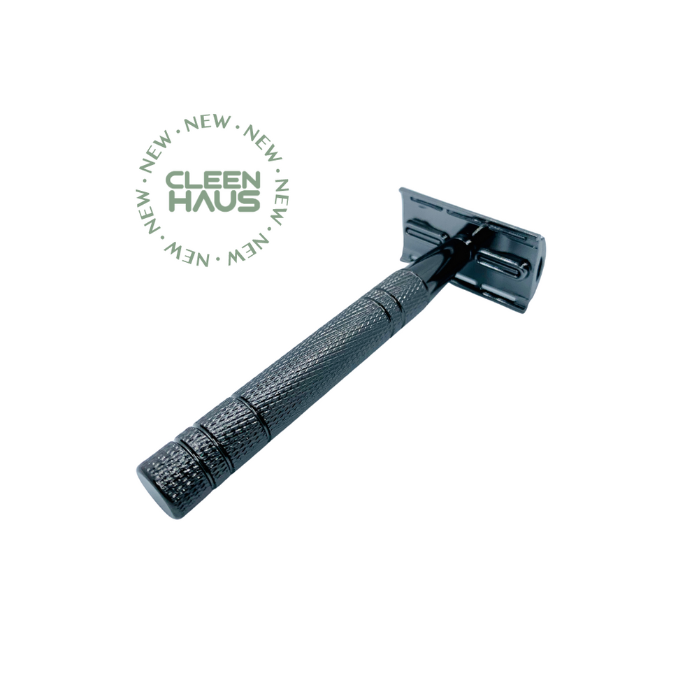 Reusable Safety Razor - Gun Metal (NEW)
