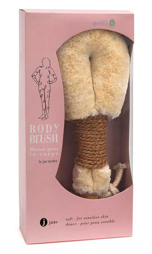 BODY BRUSH - JUTE (SOFT)