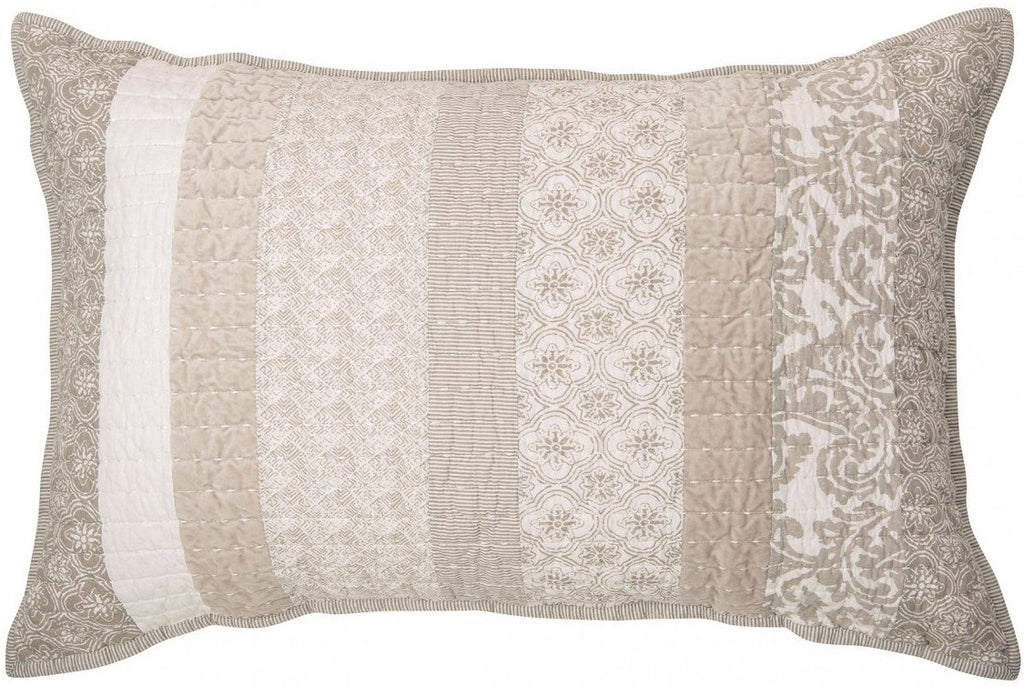 LOLA QUILTED SHAMS