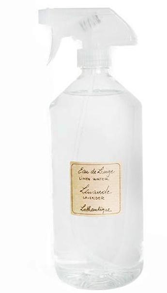 LINEN WATER COLLECTION
