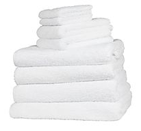 GRACCIOZA BATH TOWELS