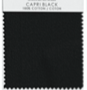 CAPRI BLACK TABLE LINENS