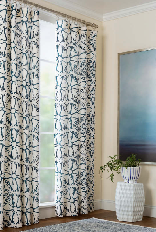 AYLIN LINEN CURTAIN PANEL