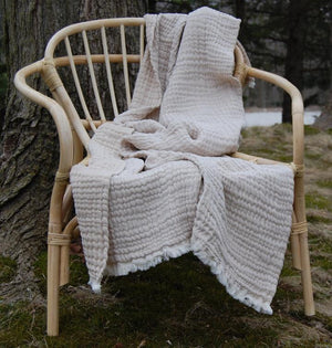 AMADORA COTTON THROW