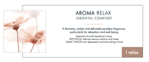 AROMA GIFT SET- RELAX