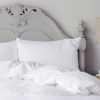ESTATE WHITE GOOSE DOWN DUVET