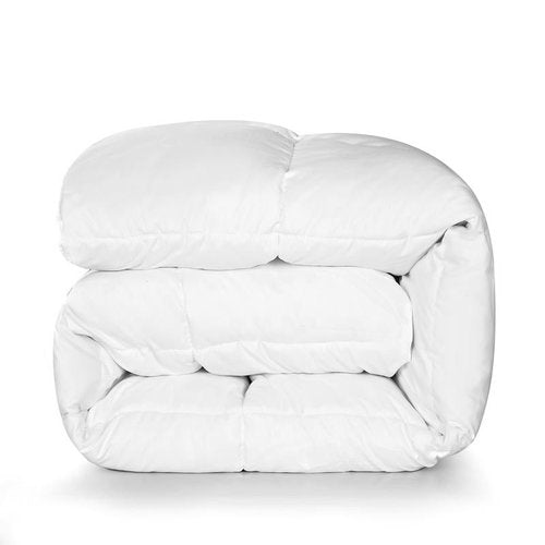 CATANIA WHITE GOOSE DOWN DUVET