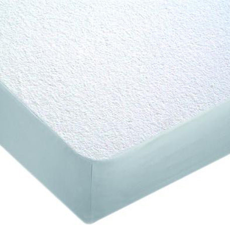 TERRY CRIB MATTRESS PROTECTOR