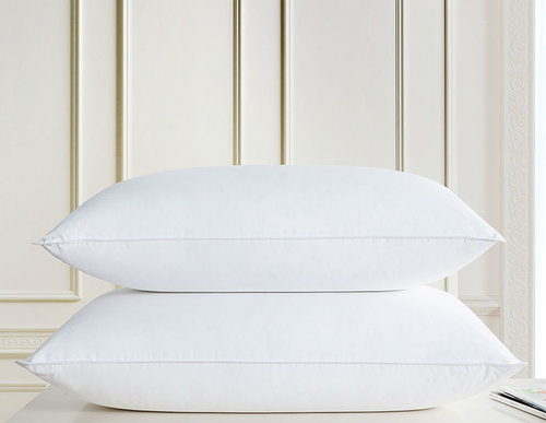 FLORENCE WHITE GOOSE DOWN PILLOW