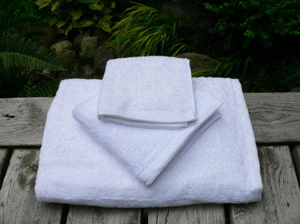 ZEN ORGANIC BATH TOWELS
