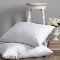 HEIRLOOM WHITE GOOSE DOWN PILLOW