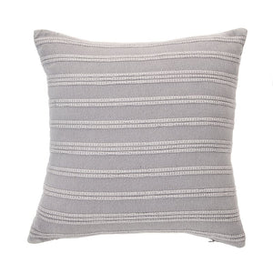 NANTUCKET GREY BLANKET, THROW & CUSHIONS