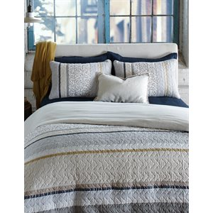 RICCARDO MODERN QUILT AND SHAMS