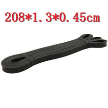Load image into Gallery viewer, Rubber Resistance Band for Weightlifting, Crossfit, Bodybuilding