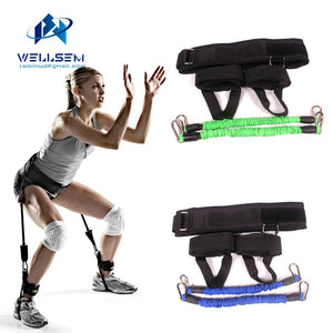 Athletic Vertical Jump Trainer Increase Vertical with Resistance Bands