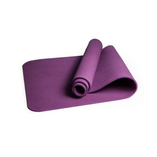 6MM Non-slip Yoga Mats For Pilates, Yoga, Fitness