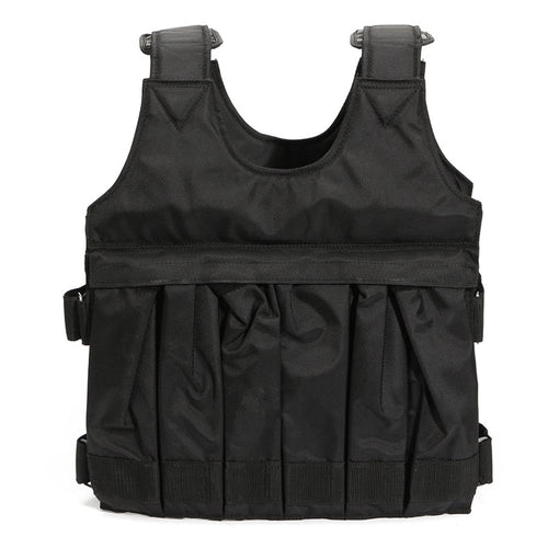 Weighted Vest for Athletic Training 110lb/50kg Max